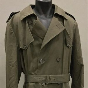 Authentic Christian Dior Trench Coat